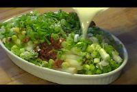 Asperges bake - een heerlijk recept