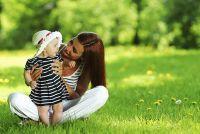 Babykleidchen knit - Instructies