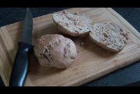 Zonder gist bakken spelt brood - een recept