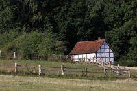 Oude boerderij gerestaureerd - dat u moet zich bewust zijn