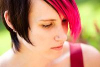 Kleur roze haar - het moet je betalen