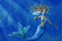 Maak Flipper zelf - Mermaid
