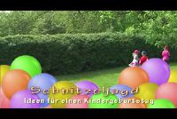 Scavenger Hunt - Aanwijzingen voor de verjaardag van een kind