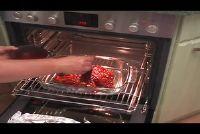 Spareribs in de oven zinderende - een pikant recept