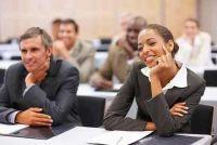 Houd overtuiging presentatie goed