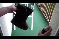 Wash Ugg Boots - hoe het moet