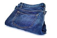 Verwijder superlijm uit jeans