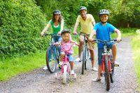Bike-test --test voor te bereiden met uw kind