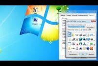 In Windows 7 veranderen Icons - hoe het werkt