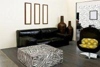 Gebruik wijn dozen Deco in de woonkamer stijlvolle