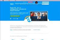 Dus u kunt bellen met Skype op mobiele telefoons