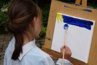 Opsteekkapsels voor kinderen - zodat u snel slagen