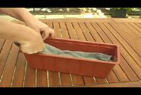Drainage voor de planter te bouwen - Instructies