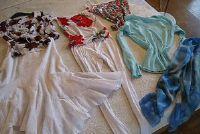 Om de kleuren te combineren van je kleren recht