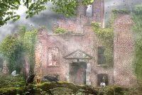 Om vals te spelen zonder oplossing - Griezelig Manor