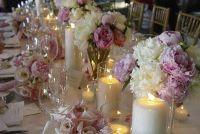 Bruid tafel - Decoratie