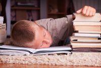 """""""Ik ben altijd moe in het leren"""" - Wat te doen?"""