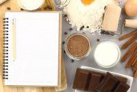 Maak kookboek als een geschenk aan de bruiloft - dus slaagt's