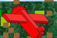 Minecraft - het creëren van een vlak door mods gaat zo