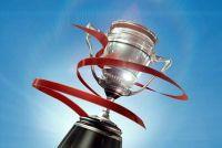 Tinker Cup replica gemaakt van papier-maché - Champions League