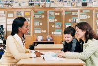 Ouderlijke begeleiding op school - Informatieve