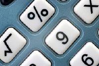 Percentage berekening - met behulp van een rekenmachine het zal zo werken