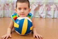 Volleybal - warm-up games voor lichamelijke opvoeding