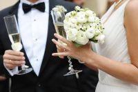 Het bouwen van een krant - het moet je kijken naar een bruiloft krant