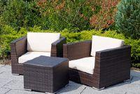 Instellen Garden Lounge