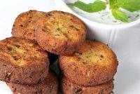Falafel - recept voor falafel uit de pan