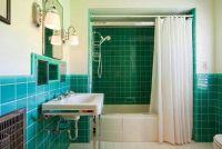 Verwijder kalk uit douchegordijn - hoe het werkt