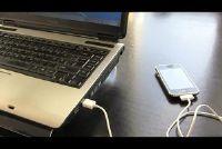 Gebruik de telefoon als modem - Hoe het werkt
