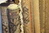 Trek deuken - dus het tapijt is weer glad