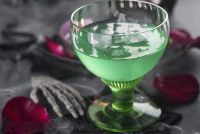 Halloween cocktail zonder alcohol - een griezelige recept