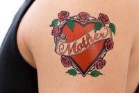 Verbergen tatoeages verzonden