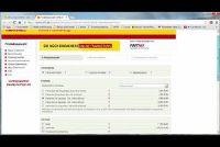 Pakket: print Adresstickers zelf - hoe het werkt