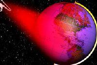 Wat gebeurt er als as verschuivingen van de Aarde?