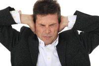 Tinnitus door stress - als je de spanning van