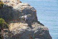 Een 7 maken het klimmen - dus slaagt's