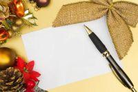 De Groeten van Kerstmis voor de baas - zodat u adequaat