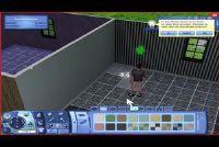 In verlegenheid gebracht Sims 3 driehoekige tegels - dus het zal werken