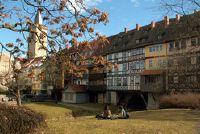 Stromen door Erfurt - Informatieve
