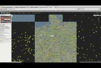 Vlucht volgen het Internet - hoe het werkt