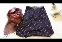 Ballonrock eigen naaien - hoe het werkt