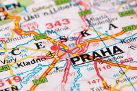 Snelweg van Dresden naar Praag - Informatieve