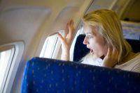De druk op het vliegtuig - dus ga je gang tegen het oor druk