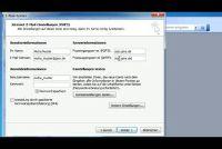 GMX verbinden met Outlook - hoe het werkt