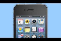 iPod touch - View in iOS 5 Batterij-indicator in procenten
