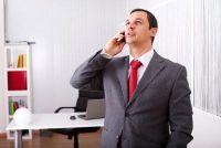 Praktijk telefoon gedrag - zodat u een officieel gesprek voeren