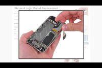 iPhone 4: kopen moederbord - moet u zich bewust zijn van